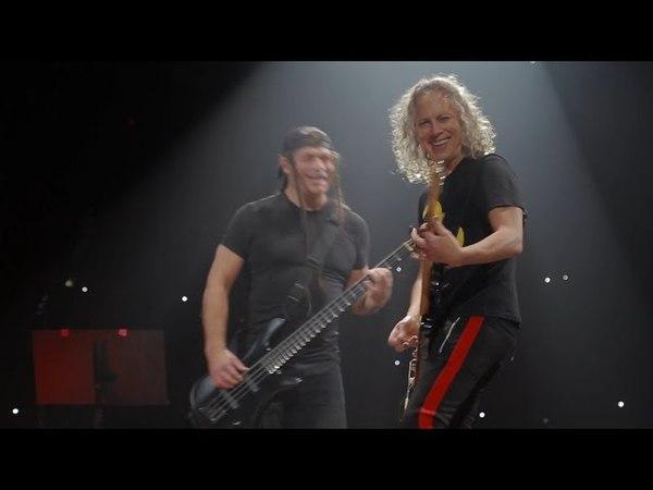 Metallica: Jožin z Bažin (Rob Kirk's Doodle - Czech Republic 2018)