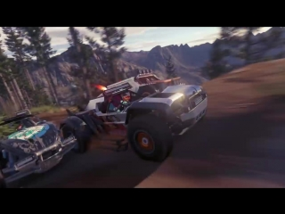 ONRUSH The Stampede is Coming PS4