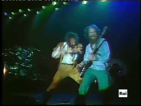 Jethro Tull - Seal Driver (live in Italy 1982)