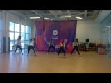 Тверк и джаз-фанк на Дне танца в Магис Спорт