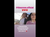 Юлиана Берегой Instagram Stories