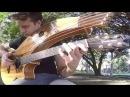 Dust In The Wind - Kansas - Harp Guitar Cover (New Album)