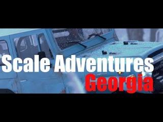 Scale Adventures Georgia travel RC