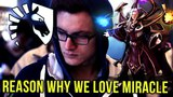 Reason Why We Love Miracle - Dota 2 Gameplay Compilation