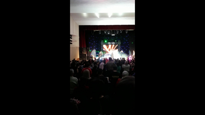 Концерт Анвара Нургалиева