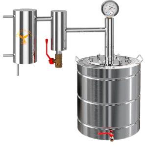 Пивоварня домашняя москва как в домашних условиях сделать простой самогонный аппарат