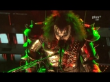 KISS - Gene Simmons Bass Solo - I Love It Loud - Rock Am Ring 2010 - Sonic Boom Over Europe Tour