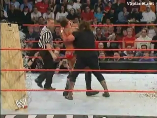 (WWE Mania) Backlash 2004  Randy Orton vs Mick Foley (Intercontinental Championship)