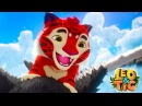 Leo and Tig Episode 9 The Eagle Rock Animated movie for kids 2018 Moolt Kids Toons