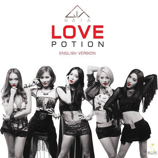 Gaia альбом Love Potion (English)