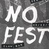 No Fest. 03.02.2018. Claw Bar