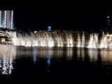 ОАЭ, Дубай, Бурдж Халифа, поющие фонтаны