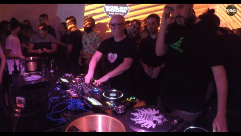 Stephan Bodzin B2B Marc Romboy Skol Beats x Boiler Room Sao Paulo [DJ Live Set HD 720] (DH)
