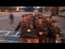 Дембельская строевая песня Тоска солдат по гражданке