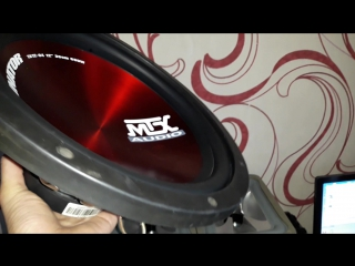 MTX Terminator TR12-04  12