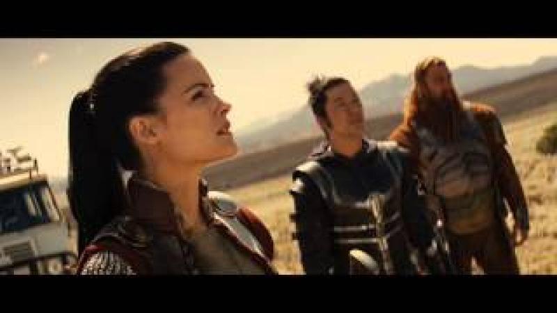 Loki and Sif (Thor) - Clarity