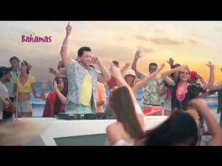 Реклама с Салманом для сланцев Bahamas.