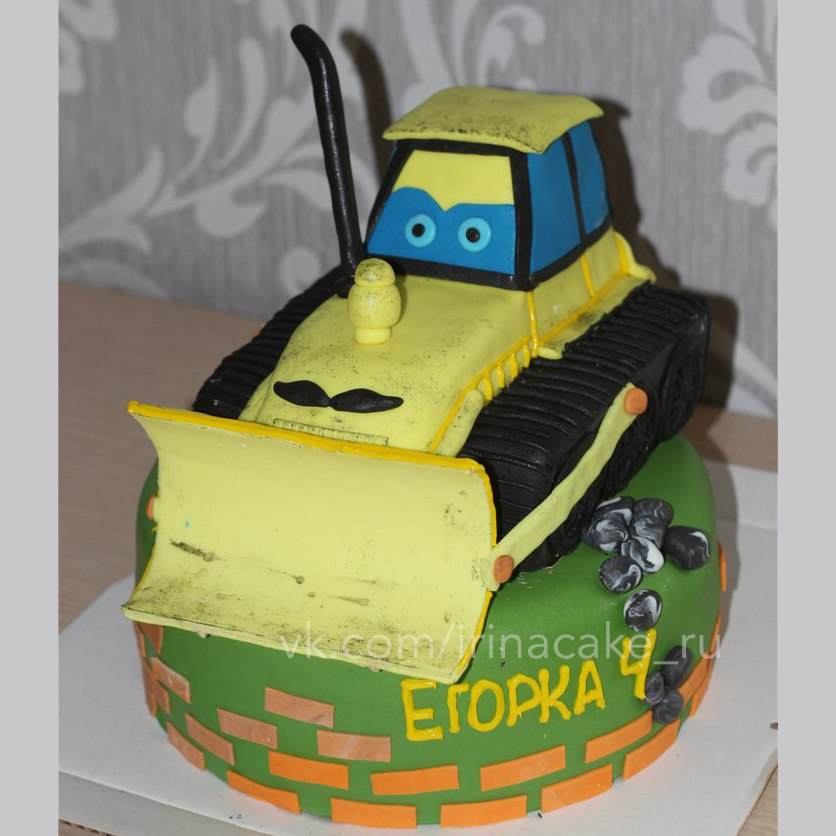 """Торт """"Трактор"""" (Арт. 71)"""