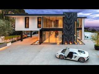 LUXURIOUS LIFE ™ | $36.9 Million Luxury Home in Los Angeles California.