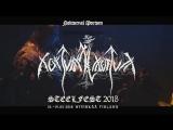 NOKTURNAL MORTUM на STEELFEST 2018