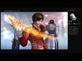 Прямой показ PS4  TheHankThe Праздничный Спец выпуск 8 The King of Fighters 15