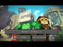 Minecraft story mode 2 эпизод Бумтаун полное прохождение