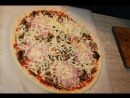 Готовим пиццу дома мастер класс часть 1