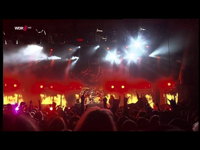 KREATOR - 08.From Flood Into Fire Live @ Rock Hard Festival 2015 HD AC3