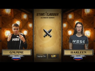 Gnumme vs harleen, StarLadder Hearthstone Ultimate Series