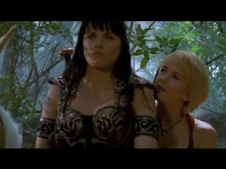 Xena warrior princess (tv series, usa/new zealand) — music theme in the intro (ii)