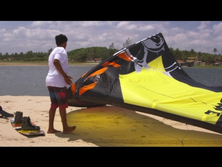 THANK YOU KITEBOARDING - CARLOS MARIO - WORLD CHAMPION