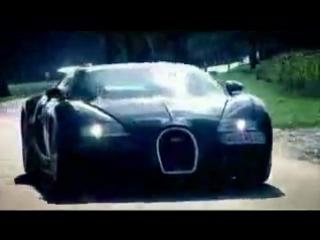 Bugatti Veiron 1001 Самый быстрый и мощный серийный автомобиль (1000 л/с,ОГРАНИЧИТЕЛЬ  СКОРОСТИ до 407 км/ч !!!)