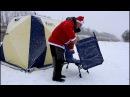 Распаковка и обзор палатки POLAR BIRD 3 Т,стул ТРАНСФОРМЕР,раскладной мобильный стол.