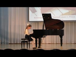 Юный пианист областной конкурс  3 место!