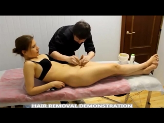 Waxing - Шугаринг в зоне бикини (Strictly For Mature 18 )(1)