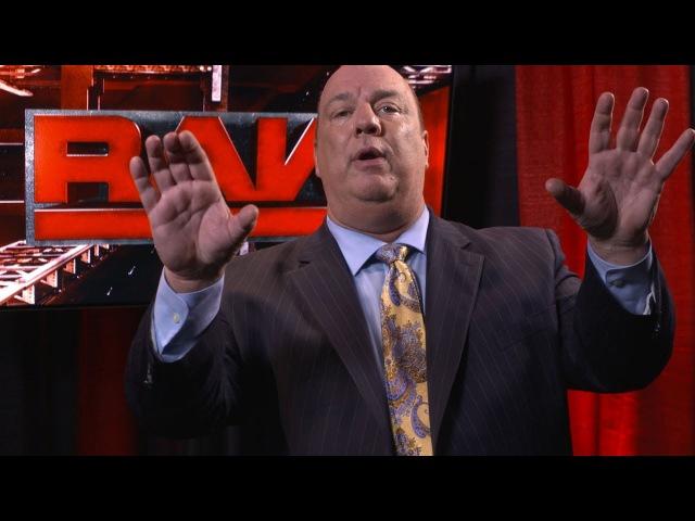 Paul Heyman recalls The Beast's encounter with Goldberg WWE Network Pick of the Week Nov 17 2017