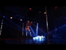 Exotic Pole Dance - Alyona Soul! Sexual bloody Freddy. Paranoia 2017