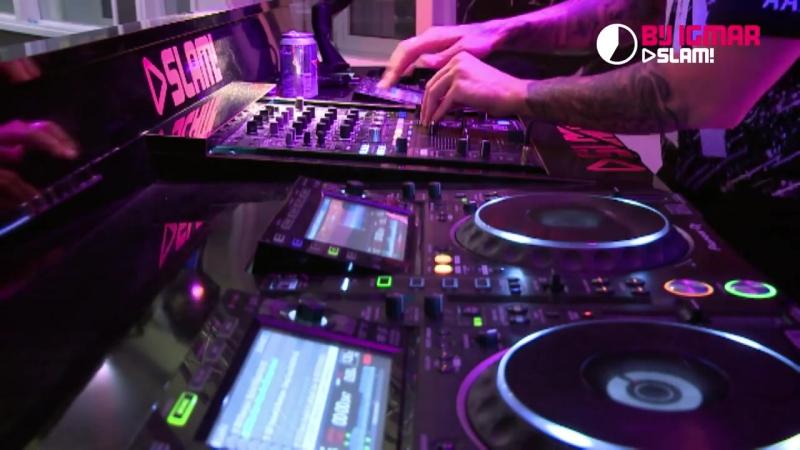 Blasterjaxx (DJ-set) - Bij Igmar (SLAM)