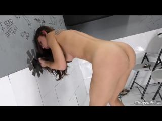 Aidra Fox - GloryHole [All Sex, Hardcore, Blowjob, Gonzo]
