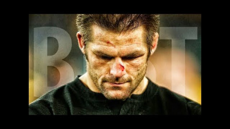 Sir Richie McCaw Best Rugby Player of All Time Tribute