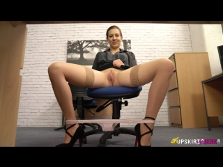 Tindra_frost_-_youre_going_to_get_fired__upskirt__panty__pussy_downblouse__upskirt____