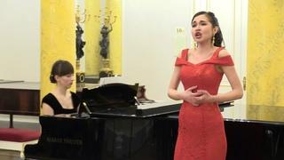 "Verdi - Leonora - ""Pace mio Dio..."" (исп. Гафиятуллина Нэля и Евгения Исупова)"