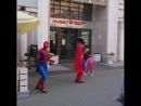 Человек-паук и суперхищник