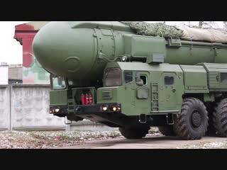 17 декабря - День ракетных войск стратегического назначения #ДеньРВСН #РВСН