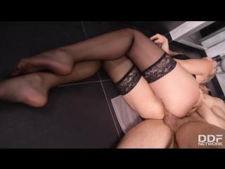 Nikky Dream (Black Nylon Cumshot) [Anal Sex, Blowjob, Deep Anal, Hardcore, All Sex, 1080p]