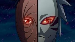Kakashi vs Obito AMV - Runnin - Adam Lambert