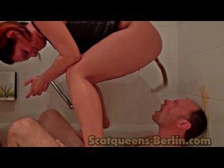 Lady Domi with new Girlfriend1 #scat#scatcats#ladydomi#femdom#scatqueen#piss#shit#puke#diarrhea#humantoilet#toiletslave#mistress
