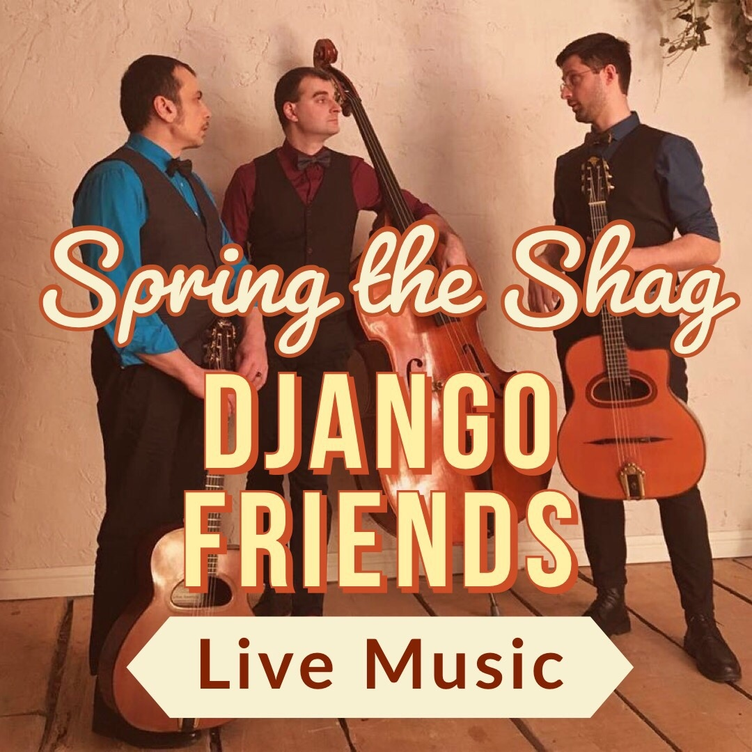 06.04 Django Friends в театре Буфф!