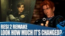 Resi 2 PS4 vs PS1 Comparison Look How Much It's Changed