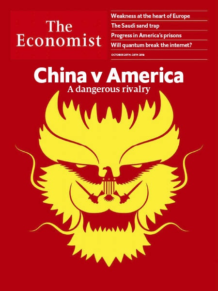 The Economist USA 2018 20 10